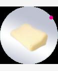 Подушка анатомическая с эффектом памяти с выемкой (50х30х14 см)